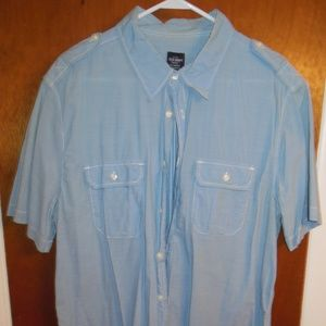 Old Navy SS button down shirt